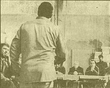 1970 | Strappato l'accordo alla Vilca