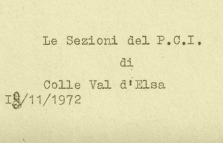 1972 | 25 licenziamenti all'Arnolfo di Cambio