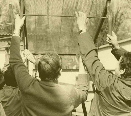 1970 | Vetrai nella Vilca occupata